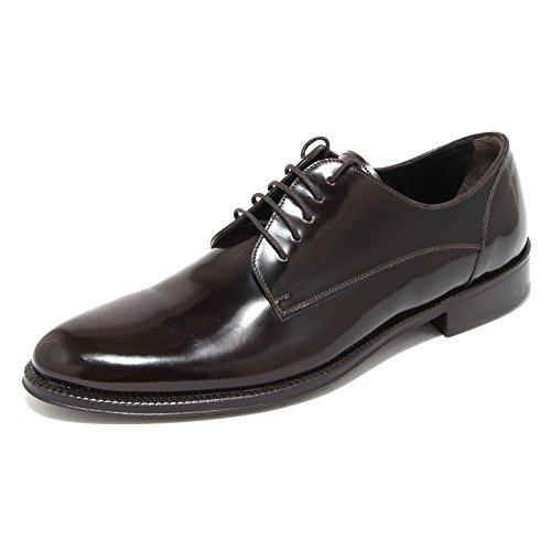 8891H scarpe uomo DOLCE & GABBANA D & G derby shade scarpa shoes men testa di moro