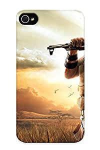 Juliacatala Case Cover Far Cry/ Fashionable Case For Iphone 4/4s