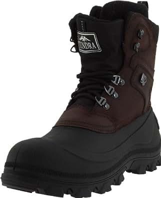Amazon.com | Tundra Men's Dakota Winter Boot, Brown, 9 M