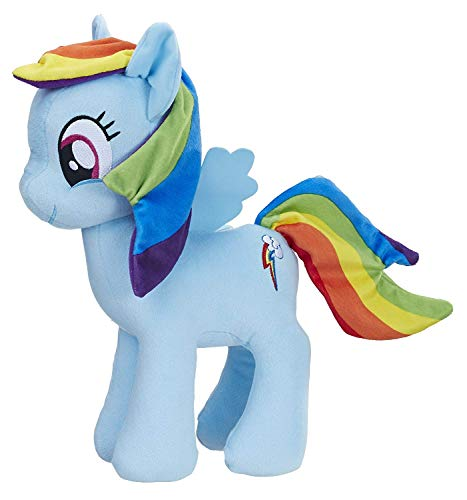 My Little Pony Friendship is Magic Rainbow Dash Cuddly Plush -