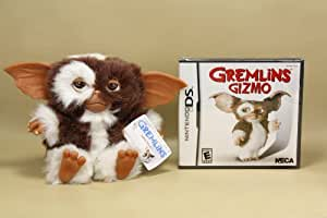 """Gremlins """"Gizmo"""" Nintendo DS Game with Free Gizmo Plush Doll"""
