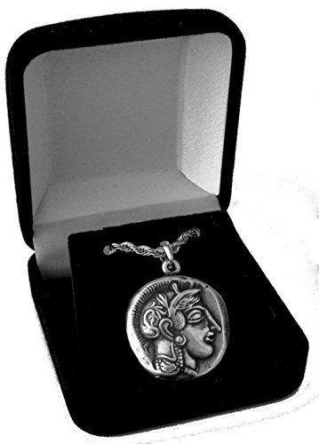 athena-and-her-owl-coin-pendant-and-chain-goddess-of-wisdom-mark-of-athena-12penchain-s