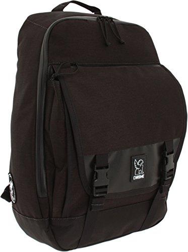 Chrome BG-141-BK Black One Size Cardiel Fortnight Backpack by Chrome