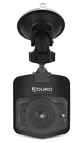 Aduro DVC500 Road Dash HD Video Camcorder 360° Whirl w/ Infra-Red LED, Night Vision & Motion Detection. Has Suction Mount, Car Charger w/ USB Cable, MicroSD Card Slot 32 GB, Built In Mic (Black) (Windows Xp Infrared)