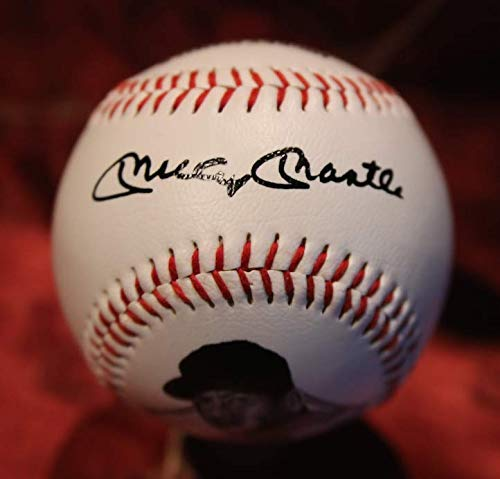 Mickey Mantle Replica Signature Baseball