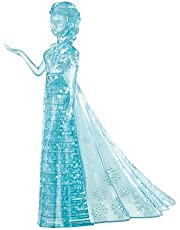 3-D Licensed Crystal Puzzle-Elsa