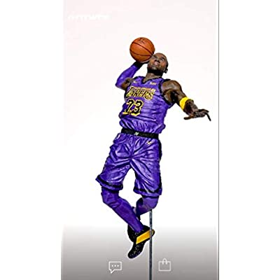 NBA 2K19 McFarlane Lebron James 7