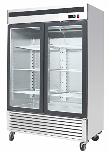 Top 10 upright freezer glass door