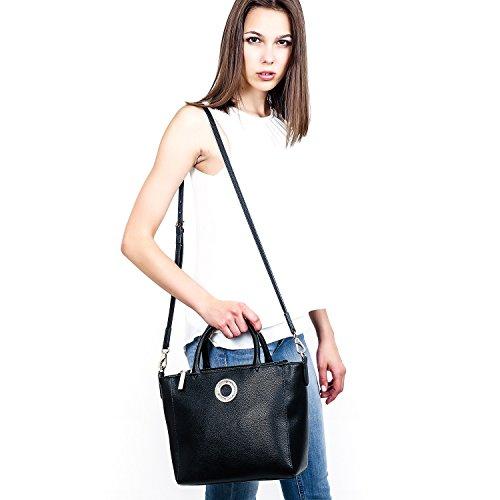 Versace Jeans E1VPBBN7_75613 Borse A Mano Donna