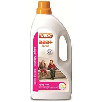 Vax aaa+ Spring Carpet Cleaning Solution 1.5 Litre