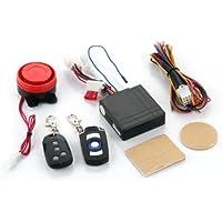 CARCHET® Alarma para Moto Impermeable con Dos Mando