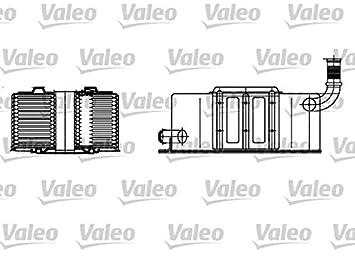 Valeo 817649 Radiador de aceite, aceite motor