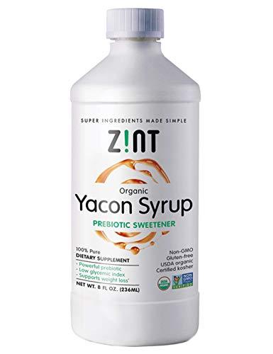Zint Organic Yacon Syrup