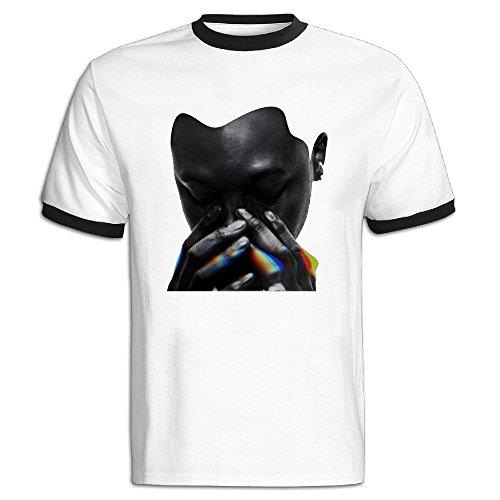 BJ The Chicago Kid In My Mind Color Blocking Short Tshirt Sweatshirt Leisure - Pipe Oregon Trail