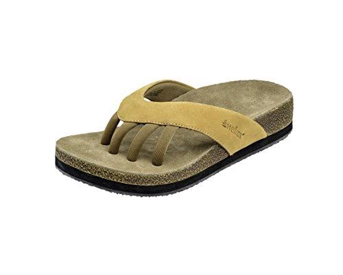 Wellrox Women's Austin Sandal,Brown,10 M