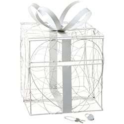 Wilton Reception Gift Card Holder - Gift Shaped