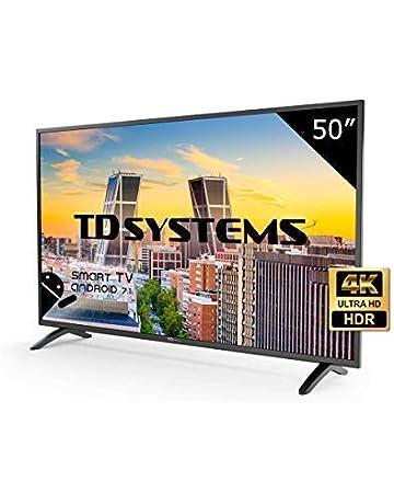 25c09cc689f460 TD Systems k50dlm8us – Smart TV de 50