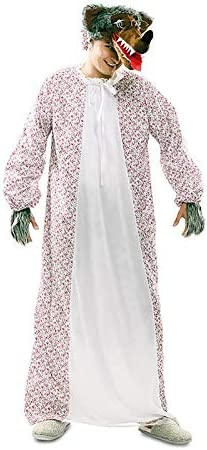 DISBACANAL Disfraz de Abuelita Lobo - -, XL: Amazon.es ...