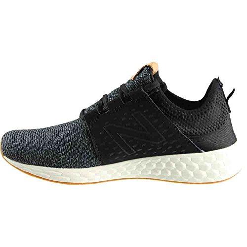 para Negro Fresh New Balance Zapatillas para Deportivas Interior Cruz Mujer Foam YqvqwA