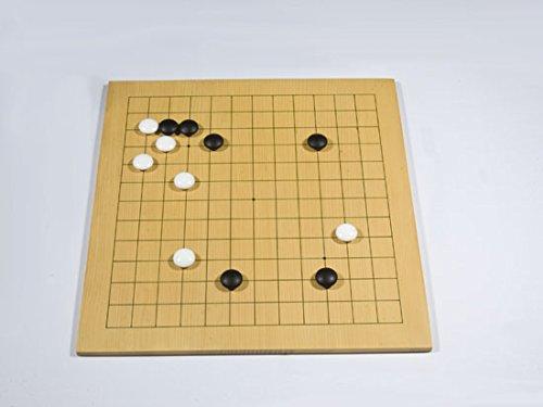 Go-Spiel: Go-Brett Shin Kaya, 13x13/9x9