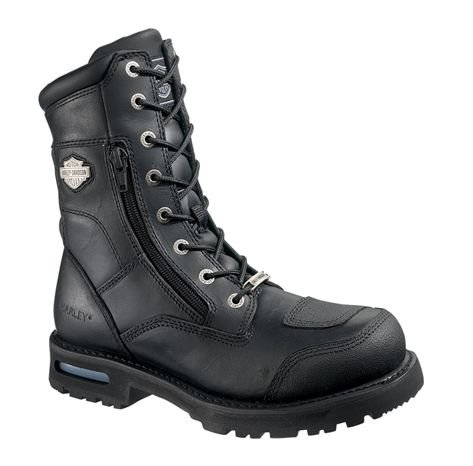 Wolverine Motorcycle Boots - Harley-Davidson Men's Riddick Motorcycle Riding Boots