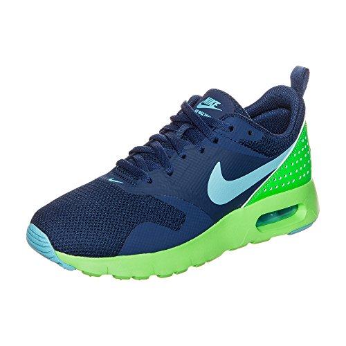 Nike 845112-400, Zapatillas de Deporte para Niños Azul (Coastal Blue / Polarized Blue / Rage Green)