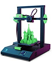 """LABISTS Upgraded 3D Printer, 2.8"""" Touch Screen FDM 3D Printer with Heatbed, Automatic Leveling, Resume Print Function Home/School DIY 220x220x250mm Large Print Size Work with ABS/PLA 1.75mm Filament 3D Printer"""