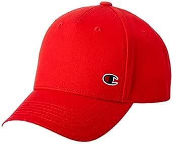 Champion Kids Kids Baseball Cap, Red, One size