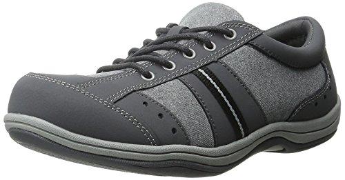 Sneaker Emma Fashion Women's Street Jersey Grey Easy Leather 4IUSqxwO