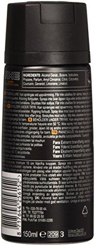 Axe Deodorant Body Spray Dark Temptation Mens Fragrance 150ml 5.07oz 12 Pack, Dark Temptation