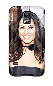 Flexible Tpu Back Case Cover For Galaxy S5 - Barbara Mori