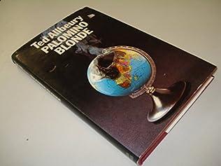 book cover of Palomino Blonde