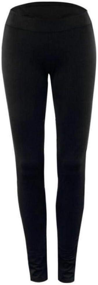 QFYD FDEYL Pantalones de Chándal Leggings,Pantalones de Yoga de Cintura Alta, glúteos sin Costuras-Black_M_Russian Federation,Mujer de Espalda Abierta Yoga Camiseta