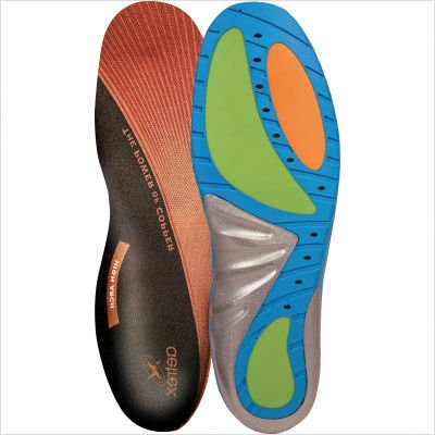 AETREX COPPER HIGH ARCH INSOLE M06 by Aetrex