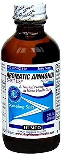 Ammonia Inhalants, Liquid Spirits, 2 oz. Bottle ()