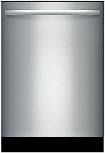 Bosch SHX3AR75UC Ascenta 24 Stainless Steel Fully Integrated Dishwasher - Energy Star