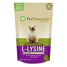 Pet Nat L-Lysine Chews, for Cats