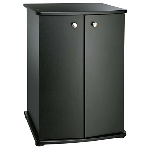 (Sauder 413690, Select 29 Gallon Aquarium Stand, Black Finish)