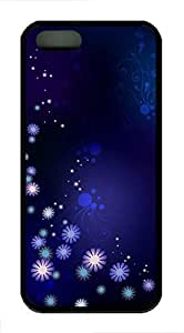Cool Flowers Case For Iphone 6 Plus 5.5 Inch Cover Case Funny Lovely Best Cool Customize Black Cover