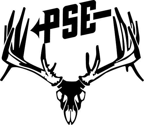 - Deer Hunting Buck PSE Bow Hunter | Decal Vinyl Sticker | Cars Trucks Vans Walls Laptop | Hunting buck bow shooting enthusiasts Custom