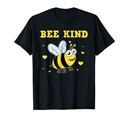 Bee Kind Shirt - Cute Bumble Bee Kindness T-Shirt ()