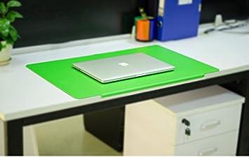 Piel sintética alfombrilla de escritorio alfombrilla de ratón/Pad ...