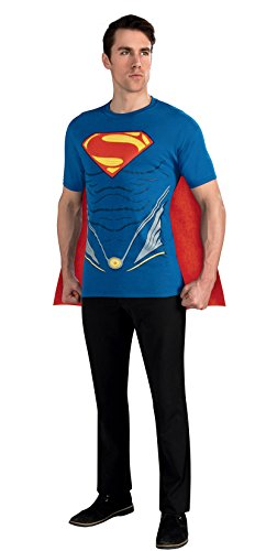SUPERMAN ADULT COSTUME TO SZ XL