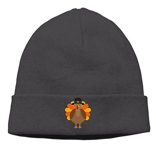 Test Your Turkey Day Unisex Cool Beanies Hats Adjustable Street Dancing (Jack Links Apparel)