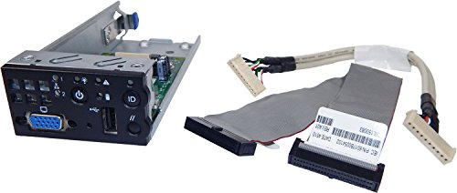 (Intel VGA USB Front Control Panel w/Cable)