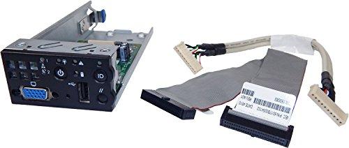 Intel Vga Cable - Intel VGA USB Front Control Panel w/Cable 6050A2200601