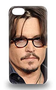 For Iphone Johnny Depp American Male John Christopher Depp Edward Scissorhands Protective 3D PC Case Cover Skin Iphone 5/5s 3D PC Case Cover ( Custom Picture iPhone 6, iPhone 6 PLUS, iPhone 5, iPhone 5S, iPhone 5C, iPhone 4, iPhone 4S,Galaxy S6,Galaxy S5,Galaxy S4,Galaxy S3,Note 3,iPad Mini-Mini 2,iPad Air )