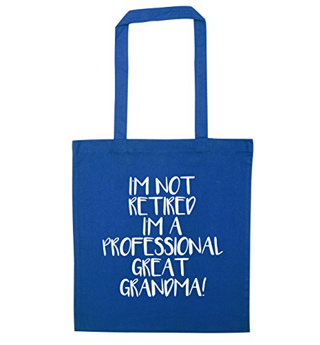bag retired a professional tote great not grandma I'm Blue I'm M68Sxaw5Aq