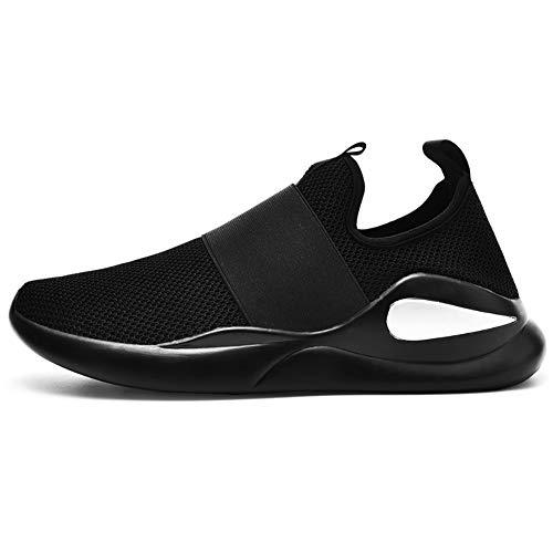 C QIDI Chaussures de Course pour Homme , 2019 Printemps été de Nouvelles Chaussures de Sport de Mode engrener Respirant Occasionnels paniers Chaussures de Jogging pour Les étudiants