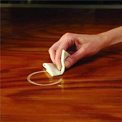 BestTas 1/2/4 Stück Möbelpflege Wachs,Holzpflege Bienenwachs Möbelpflege Poliermittel Reinigungsmittel,entfernt Wasserflecken retuschiert leichte Kratzer (4)